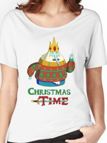 Christmas Ice King - Adventure Time Women's Relaxed Fit T-Shirt