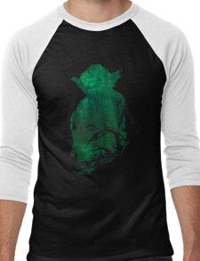 Force  & Wisdom Men's Baseball ¾ T-Shirt