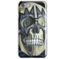 Ace Frehley Skull - KISS iPhone Case/Skin