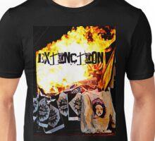 EXTINCTION OF PUNK Unisex T-Shirt