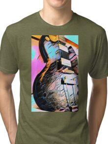 Gibson SG Art Tri-blend T-Shirt