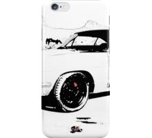 Pitstop by Max Heyshh for Pranatheory 2014 iPhone Case/Skin