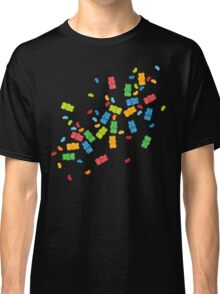 Jelly Beans & Gummy Bears Explosion Classic T-Shirt
