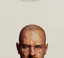Walter White on White by pop-lygons