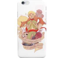 Water May Also Be Good For the Heart iPhone Case/Skin