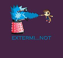 Extermi-not Powerpuff Tenth Doctor Unisex T-Shirt