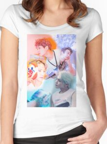 SHINEE Odd Women's Fitted Scoop T-Shirt