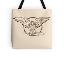 Mystical Owl Tote Bag
