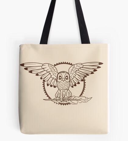 Mystical Owl Tote Bag