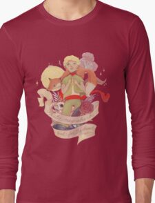Water May Also Be Good For the Heart Long Sleeve T-Shirt