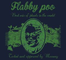 Flabby poo green One Piece - Short Sleeve