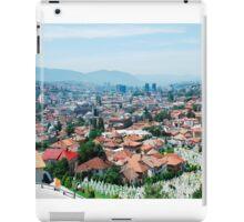 Sarajevo Skyline iPad Case/Skin