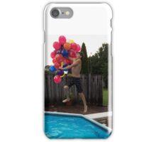 Birthday Balloon Fun iPhone Case/Skin