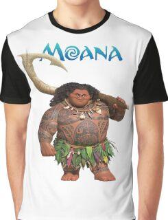 maui Graphic T-Shirt