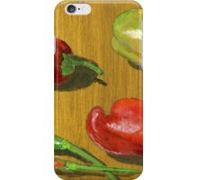 Some of Summer's Peppers iPhone Case/Skin