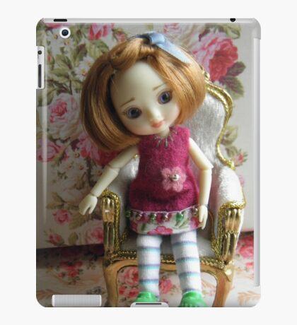 Amelia Thimble BJD iPad Case/Skin