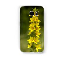 Dotted Yellow Loostrife, Muckross Head, Donegal Samsung Galaxy Case/Skin