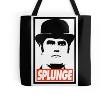 Obey Splunge (White) Tote Bag