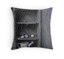 Erratic memories Throw Pillow