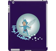 Hey Listen iPad Case/Skin