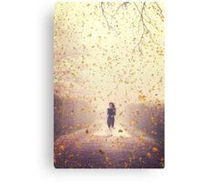 Autumn Brings Canvas Print
