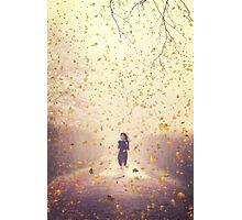 Autumn Brings Photographic Print
