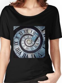 Through time and space... Women's Relaxed Fit T-Shirt