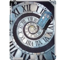 Through time and space... iPad Case/Skin
