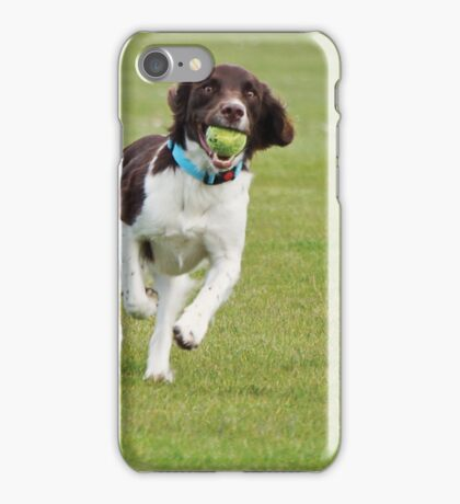 English Springer Spaniel iPhone Case/Skin