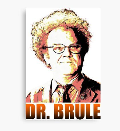 DR.BRULE Canvas Print