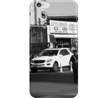 New York Street Photography 24 iPhone Case/Skin