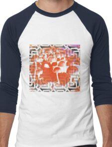 gotshroomz Men's Baseball ¾ T-Shirt