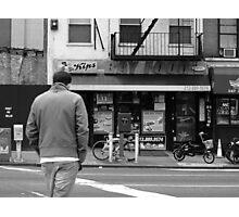 New York Street Photography 25 Photographic Print
