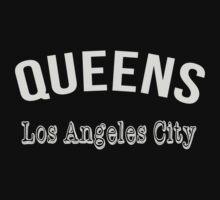 Queens Los Angeles City Kids Tee
