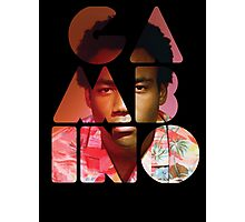 Gambino Photographic Print