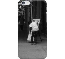 New York Street Photography 26 iPhone Case/Skin