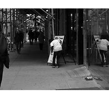 New York Street Photography 26 Photographic Print