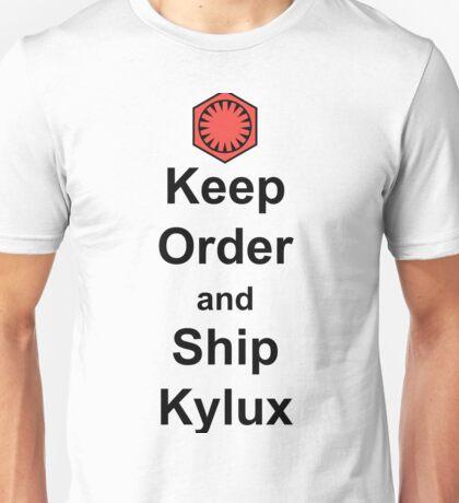 Keep order Ship Kylux Unisex T-Shirt