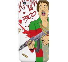 Faderklan Faded Montana Tee iPhone Case/Skin