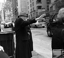 New York Street Photography 27 by Frank Romeo