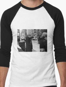 New York Street Photography 27 Men's Baseball ¾ T-Shirt