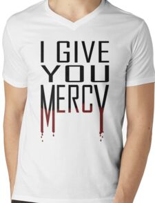 Mercy Mens V-Neck T-Shirt