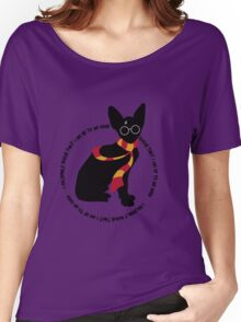 I Solemnly Swear That I Am Up To No Good Women's Relaxed Fit T-Shirt