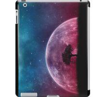 Nightime moon iPad Case/Skin