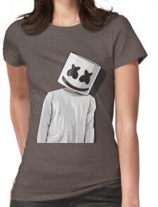 Marsmello - Mellogang Womens Fitted T-Shirt