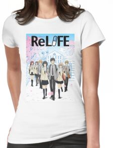 ReLife Womens Fitted T-Shirt