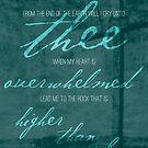 Psalm 61 by Stephanie Traylor