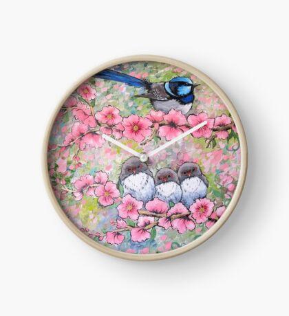 Blossom Family Clock