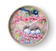 Blossom Family Horloge