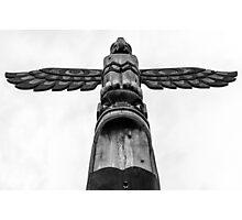 Totem Photographic Print